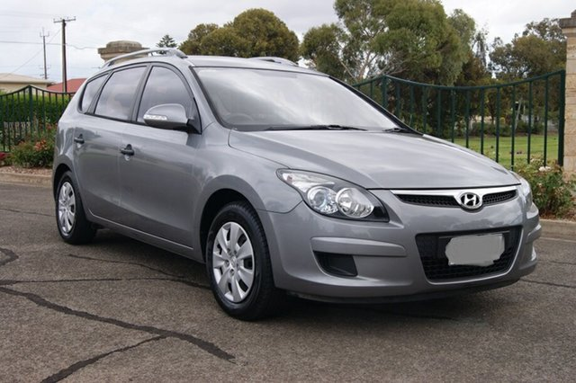 Used Hyundai i30 FD MY11 CW SX 2.0, 2010 Hyundai i30 FD MY11 CW SX 2.0 Silver 5 Speed Manual Wagon