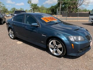2010 Holden Commodore VE SSV Blue 6 Speed Manual Sedan.