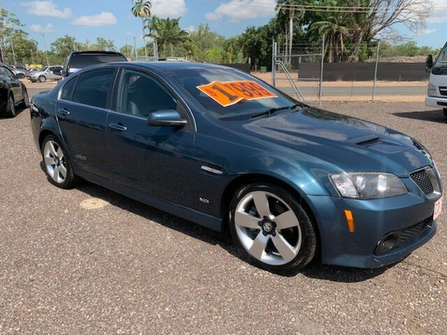Used Holden Commodore VE , 2010 Holden Commodore VE SSV Blue 6 Speed Manual Sedan