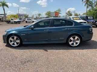 2010 Holden Commodore VE SSV Blue 6 Speed Manual Sedan
