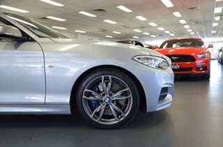 2017 BMW 2 Series F23 M240I Glacier Silver 8 Speed Sports Automatic Convertible
