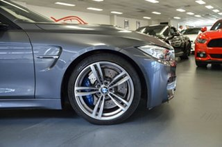 2014 BMW M4 F83 M-DCT Grey 7 Speed Sports Automatic Dual Clutch Convertible