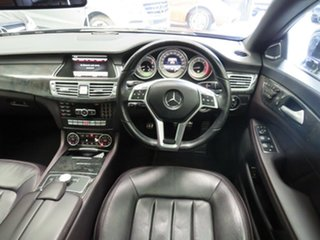 2013 Mercedes-Benz CLS-Class C218 MY13.5 CLS250 CDI Coupe 7G-Tronic + Obsidian Black 7 Speed