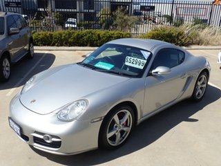 2006 Porsche Cayman 987 MY07 S Silver 5 Speed Sports Automatic Coupe