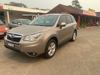 2015 Subaru Forester MY15 Diesel Gold Continuous Variable Wagon.