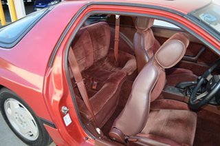 1985 Mazda RX7 Series 4 Maroon 5 Speed Manual Coupe
