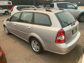 2006 Holden Viva Silver Automatic Wagon
