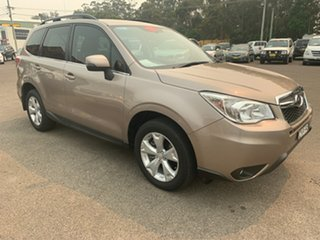 2015 Subaru Forester MY15 Diesel Gold Continuous Variable Wagon
