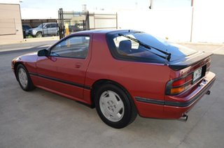 1985 Mazda RX7 Series 4 Maroon 5 Speed Manual Coupe.
