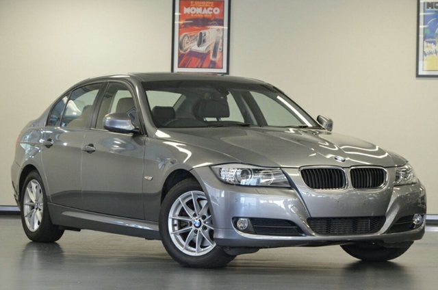 Used BMW 3 Series E90 MY10.5 320d Steptronic Lifestyle, 2010 BMW 3 Series E90 MY10.5 320d Steptronic Lifestyle Space Grey 6 Speed Sports Automatic Sedan