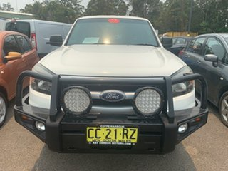 2010 Ford Ranger 3.0 T/D 4X4  AUTO White 4 Speed Automatic Dual Cab.