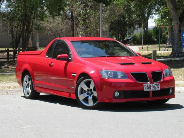Used Holden Ute VE MY10 SS V Special Edition, 2009 Holden Ute VE MY10 SS V Special Edition Red 6 Speed Sports Automatic Utility