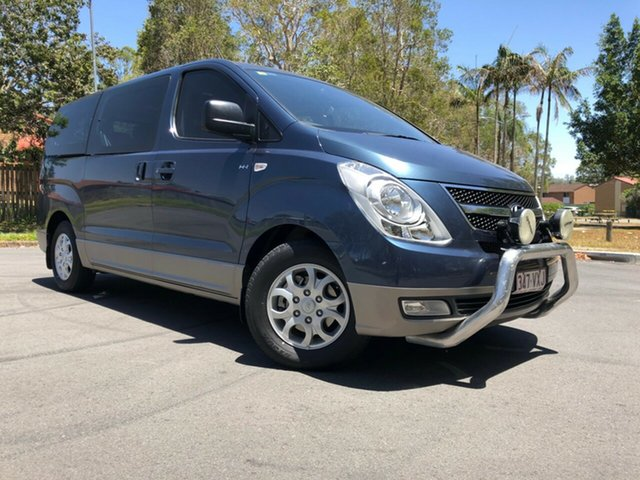 Used Hyundai iMAX TQ-W MY12 , 2012 Hyundai iMAX TQ-W MY12 Blue 6 Speed Manual Wagon