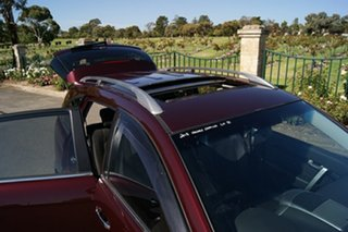 2013 Holden Captiva CG MY13 7 LX (4x4) Burgundy 6 Speed Automatic Wagon