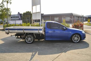 2014 Ford Falcon FG MkII XR6 Ute Super Cab Blue 6 Speed Sports Automatic Utility.