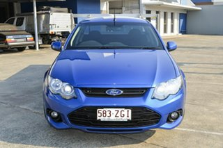 2014 Ford Falcon FG MkII XR6 Ute Super Cab Blue 6 Speed Sports Automatic Utility
