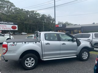 2015 Ford Ranger PX XLS 3.2 4X4 Silver 6 Speed Automatic Dual Cab.