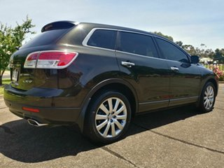 2007 Mazda CX-9 Luxury Black 6 Speed Auto Activematic Wagon