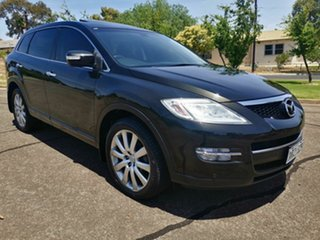 2007 Mazda CX-9 Luxury Black 6 Speed Auto Activematic Wagon.