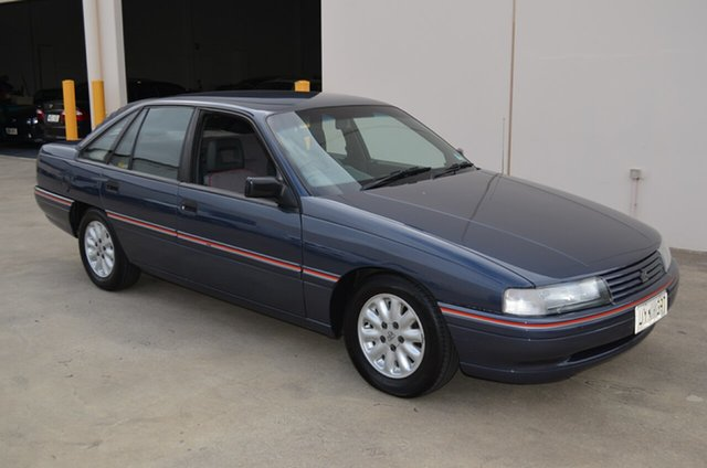 Used Holden Commodore VN S, 1989 Holden Commodore VN S Blue 4 Speed Automatic Sedan