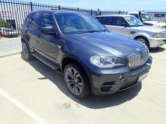 Used BMW X5 E70 MY11 xDrive40d Steptronic Sport, 2010 BMW X5 E70 MY11 xDrive40d Steptronic Sport Grey 8 Speed Sports Automatic Wagon