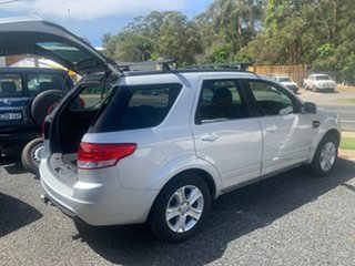 2013 Ford Territory TS Silver 6 Speed Automatic Wagon