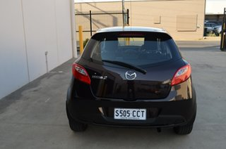 2008 Mazda 2 DE Maxx Purple 5 Speed Manual Hatchback