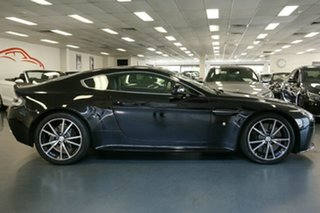 2014 Aston Martin V8 MY14 Vantage Sportshift II S Onyx Black 7 Speed Seq Manual Auto-Clutch Coupe