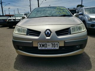 2006 Renault Megane Expression Bronze 4 Speed Automatic Sedan