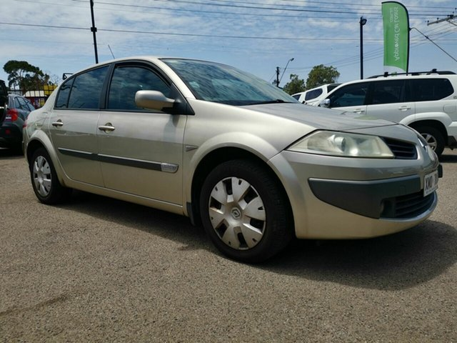 Used Renault Megane  Expression, 2006 Renault Megane Expression Bronze 4 Speed Automatic Sedan