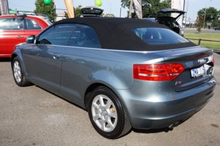 2010 Audi A3 8P MY10 TFSI S Tronic Attraction Amethyst Grey 7 Speed Sports Automatic Dual Clutch.