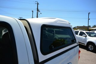 2012 Holden Colorado RC MY11 LX-R (4x4) White 4 Speed Automatic Crew Cab Pickup