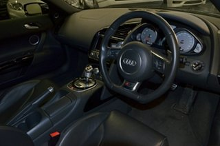 2013 Audi R8 MY13 S Tronic Quattro Black 7 Speed Sports Automatic Dual Clutch Coupe
