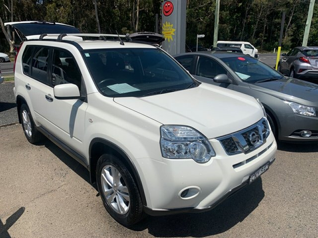 Used Nissan X-Trail T31 , 2013 Nissan X-Trail T31 ST 2.0 2X4  White 6 Speed Manual Wagon