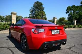 2014 Toyota 86 ZN6 MY14 GTS Red 6 Speed Manual Coupe