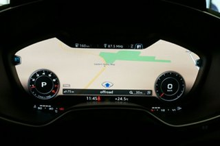 2015 Audi TT FV MY16 S Line S Tronic Quattro White 6 Speed Sports Automatic Dual Clutch Roadster