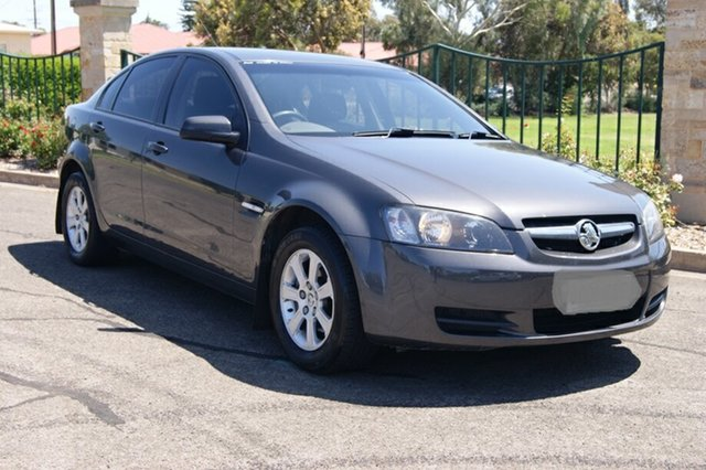 Used Holden Commodore VE MY09 Omega, 2008 Holden Commodore VE MY09 Omega Grey 4 Speed Automatic Sedan