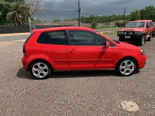 2009 Volkswagen Polo GTi Red 5 Speed Manual Hatchback