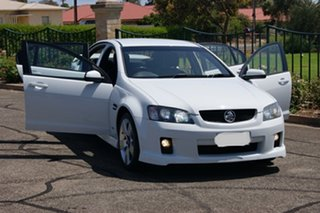 2008 Holden Commodore VE MY08 SS-V White 6 Speed Manual Sedan