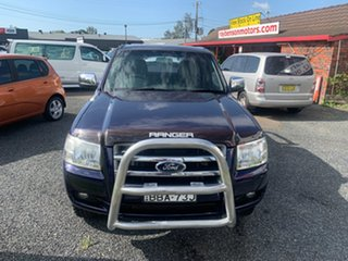 2006 Ford Ranger PJ 4X4 3.0LTR XLT Blue 5 Speed Manual Spacecab