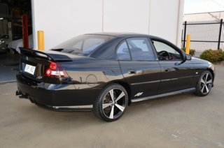 2003 Holden Commodore VY SS Black 4 Speed Automatic Sedan