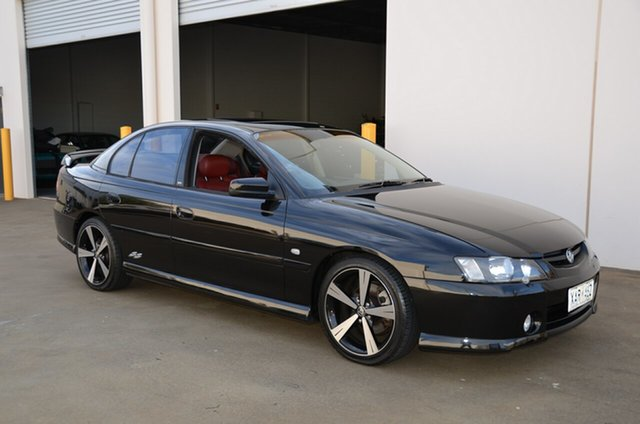 Used Holden Commodore VY SS, 2003 Holden Commodore VY SS Black 4 Speed Automatic Sedan