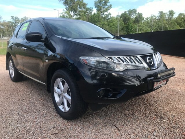 Used Nissan Murano Z51 Series 2 MY10 ST, 2011 Nissan Murano Z51 Series 2 MY10 ST Black 6 Speed Constant Variable Wagon