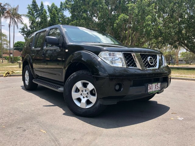 Used Nissan Pathfinder R51 MY08 ST-L, 2008 Nissan Pathfinder R51 MY08 ST-L Black 5 Speed Automatic Wagon