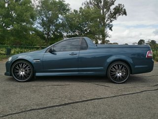 2008 Holden Commodore VE SV6 Blue 5 Speed Automatic Utility.