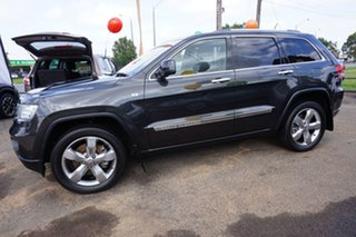 2011 Jeep Grand Cherokee WK MY2011 Limited Mineral Grey 5 Speed Sports Automatic Wagon.
