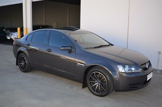2007 Holden Commodore VE MY08 Omega Grey 4 Speed Automatic Sedan.