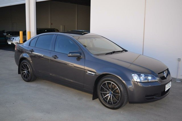 Used Holden Commodore VE MY08 Omega, 2007 Holden Commodore VE MY08 Omega Grey 4 Speed Automatic Sedan