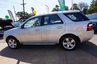 2009 Ford Territory SY MkII TS RWD Limited Edition Lightning Strike 4 Speed Sports Automatic Wagon.