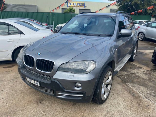 Used BMW X5 E70 MY10 xDrive 30D, 2010 BMW X5 E70 MY10 xDrive 30D Grey 8 Speed Automatic Sequential Wagon